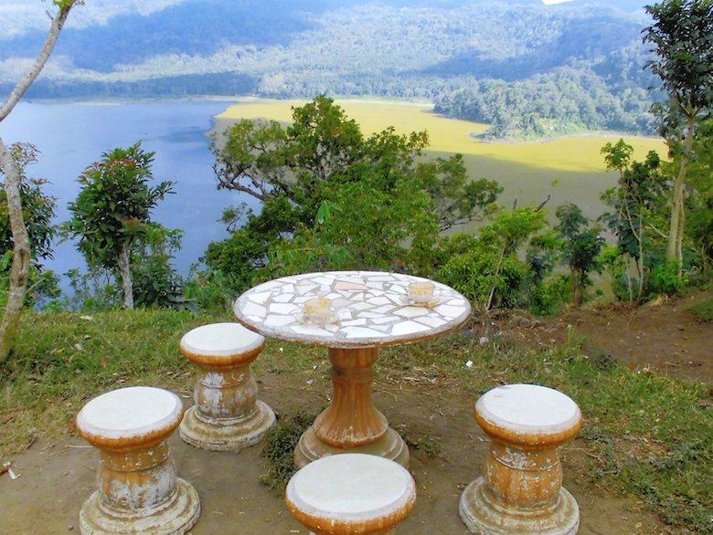 Bali Flitterwochen einsame Orte