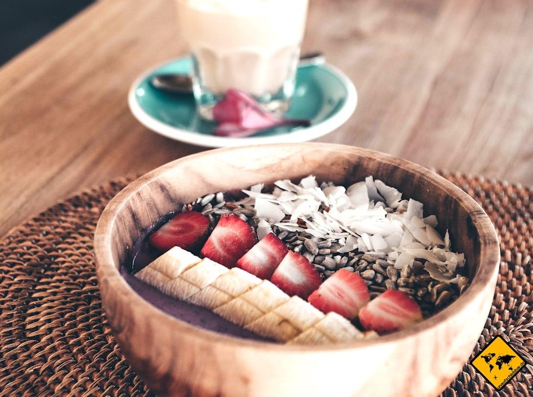 Bali Fruit Bowl