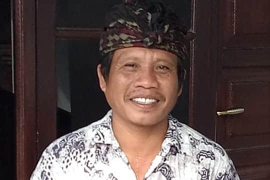 Nyoman Sudiana: Deutschsprachiger Guide auf Bali