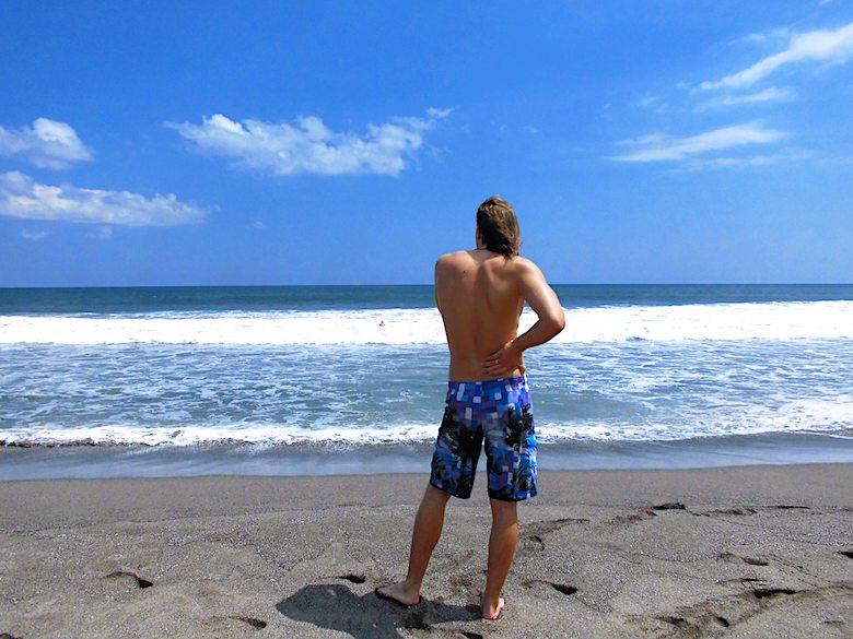 Bali Hochzeitsreise Strand