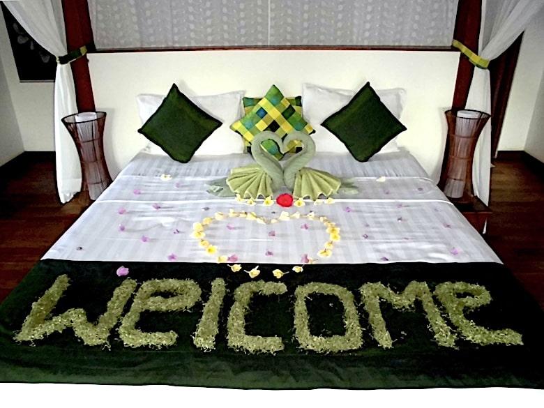 Bali Honeymoon Unterkünfte