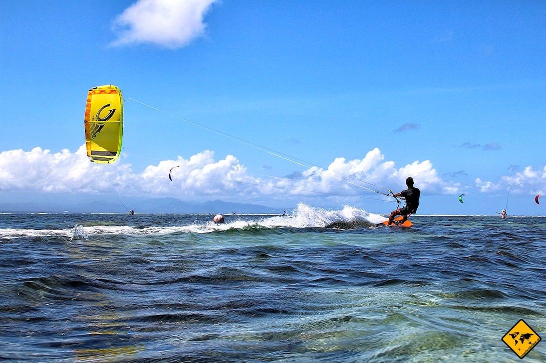 Bali Kitesurfen Sanur