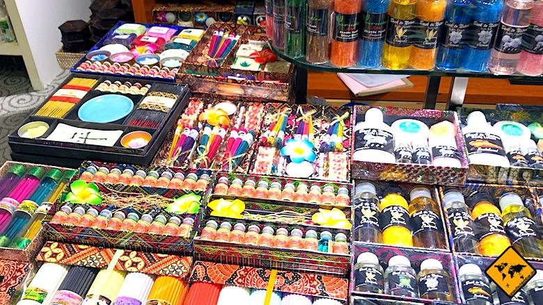 Bali Kosten Souvenirs
