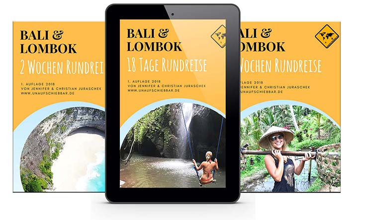 Bali Lombok Rundreise Reiseführer