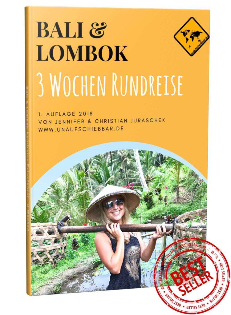 Bali Lombok Rundreise Reisefuehrer 3 Wochen