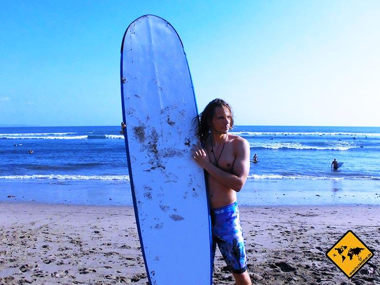 Bali Lombok Rundreise Surfen Canggu