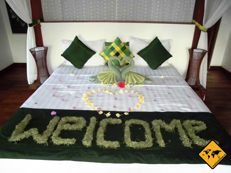 Bali Marina Villas Amed Welcome