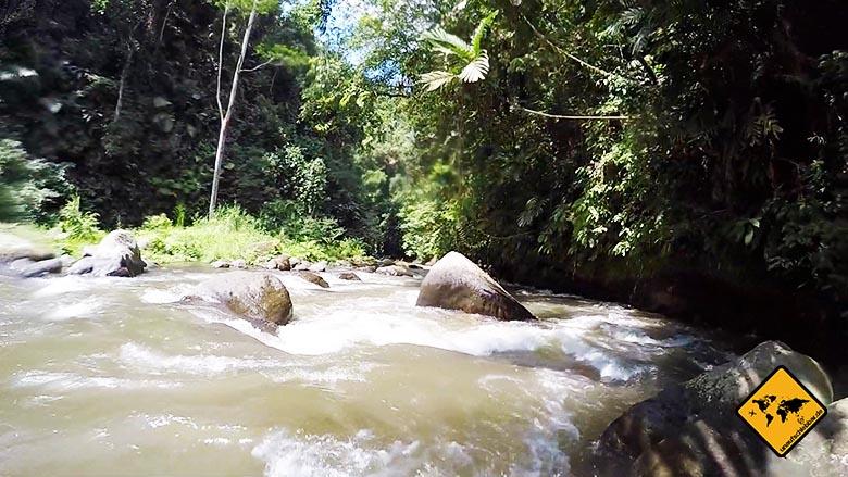 Bali Rafting Bali - Fluss Ubud