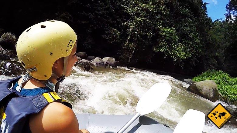 Bali Rafting Bali - Jenny Fluss Ubud