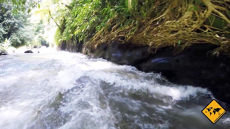 Bali Rafting Bali - Strömungen