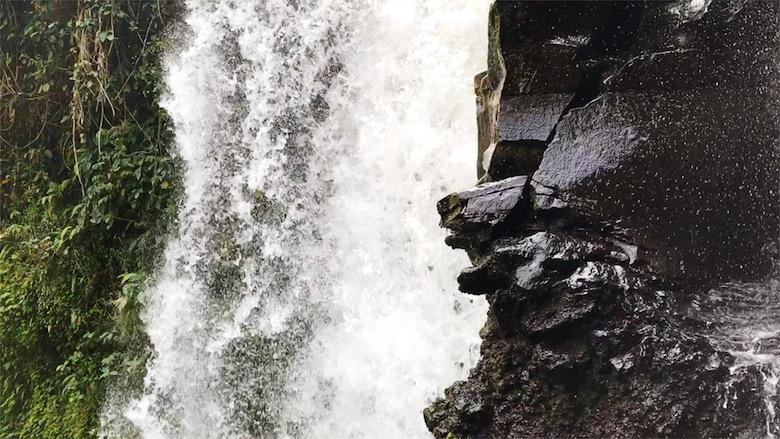 Bali Regenzeit Wasserfälle