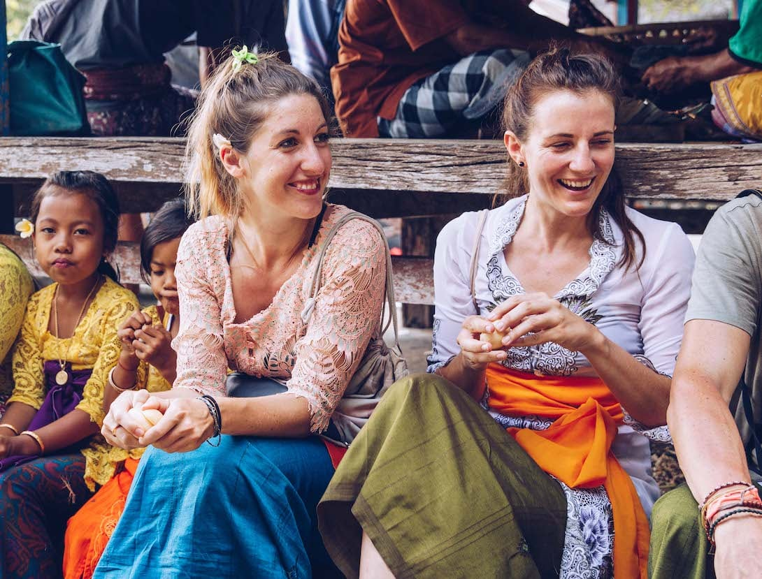 Bali Reiseführer 122 Things to Do in Bali Autorinnen Melissa und Petra