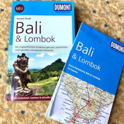 Bali Reiseführer DuMont mit Karte