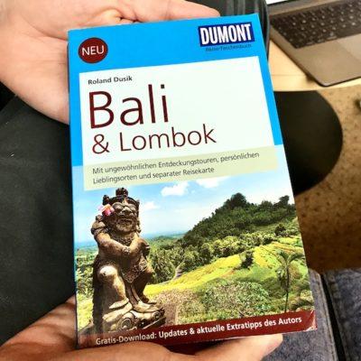 Bali Reiseführer DuMont mit Lombok