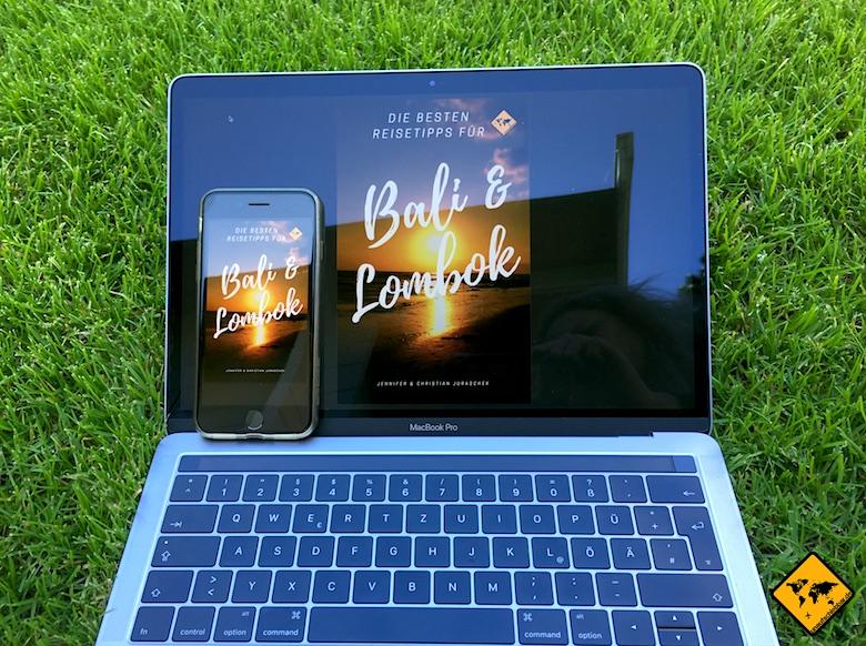 Bali Reiseführer PDF kostenlos