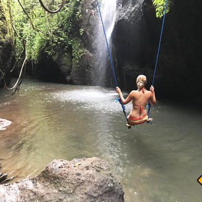 Bali Reisetipps Goa Rang Reng schaukeln