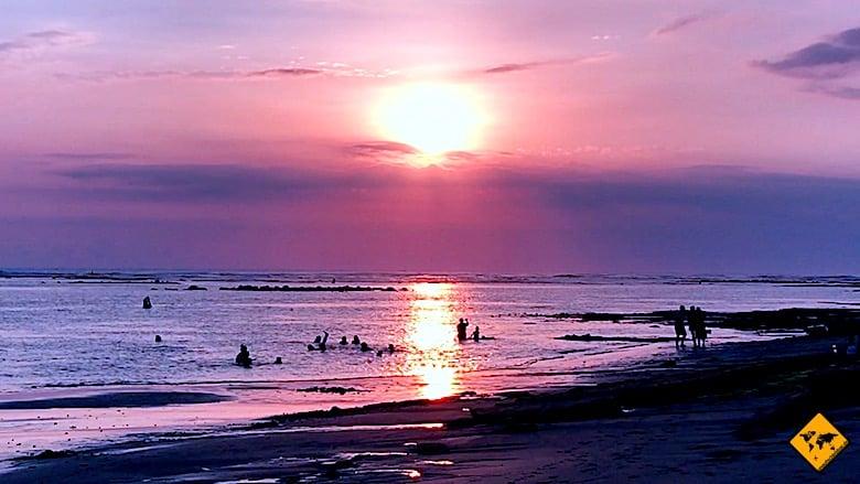 Bali Rucksackreise Canggu