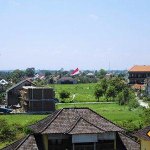 Bali Rundreise Blick über Canggu