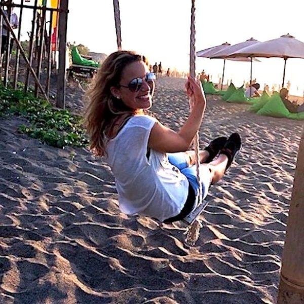 Bali Schaukel Canggu Pantai Batu Bolong