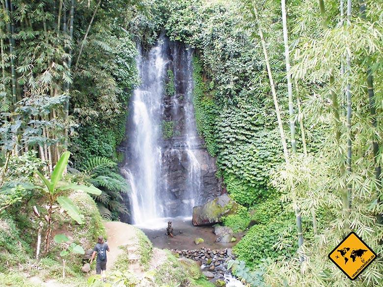 Bali Sehenswürdigkeiten top 10 Blahmantung Wasserfall