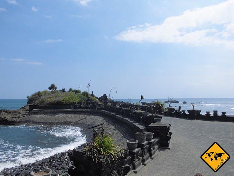 Bali Sehenswürdigkeiten top 10 Pura Gede Luhur Batu Ngaus Eingang
