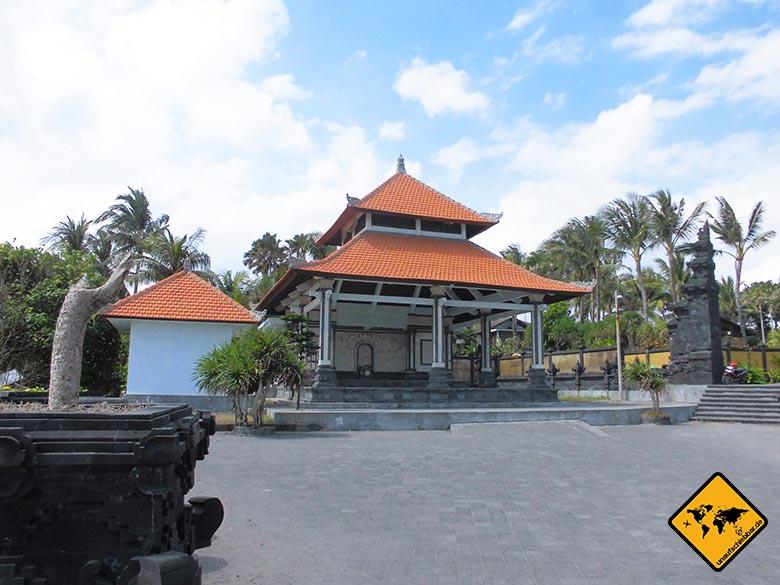 Bali Sehenswürdigkeiten top 10 Pura Gede Luhur Batu Ngaus Haus