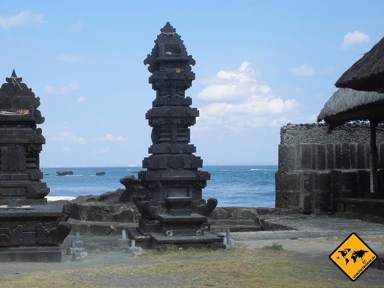 Bali Sehenswürdigkeiten top 10 Pura Gede Luhur Batu Ngaus Tempel