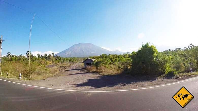 Bali Sehenswürdigkeiten top 10 Sanur Gunung Agung