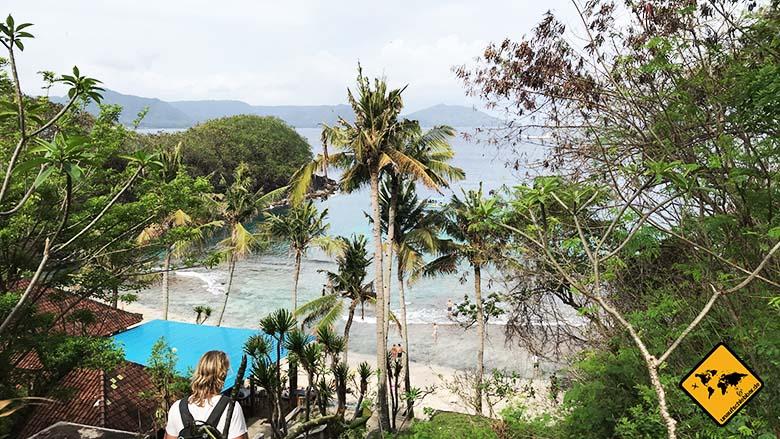 Bali Strände Blue Lagoon Padang Bai