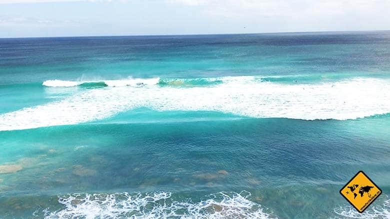 Bali Strände Dreamland Beach