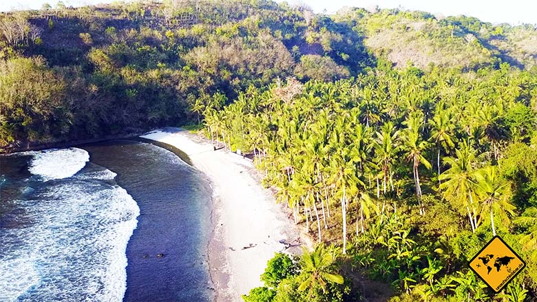 Bali Strände Gamat Bay Nusa Penida