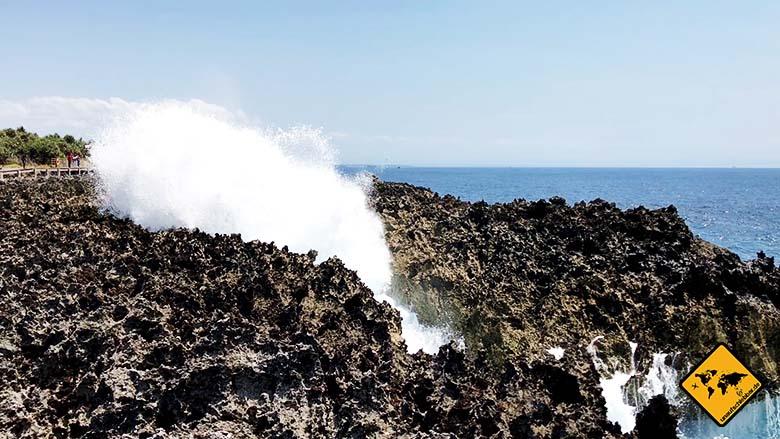 Bali Strände Water Blow Nusa Dua