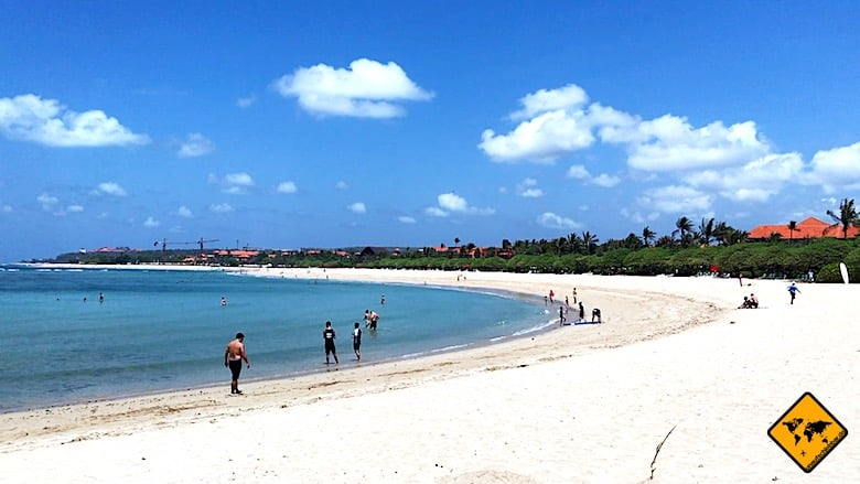 Bali Tagestouren Nusa Dua Beach