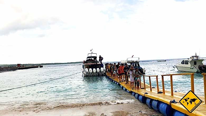 Bali Tagestouren Nusa Penida Schnellboot