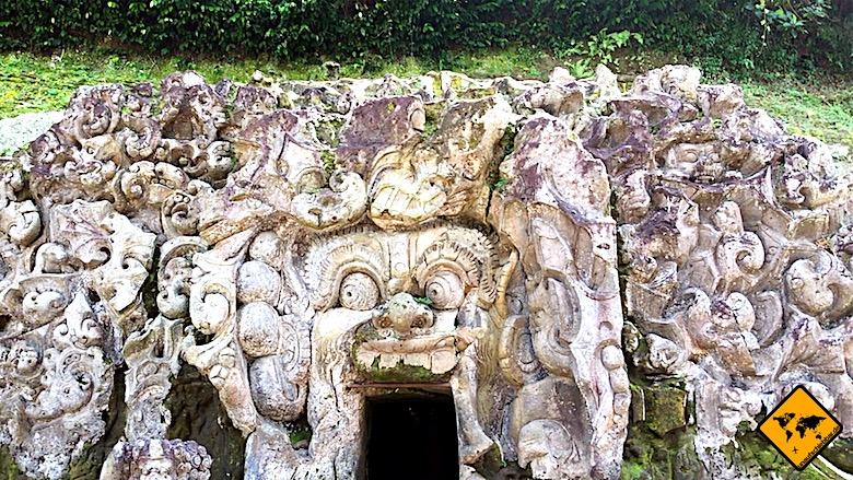 Bali Tempel Goa Gajah