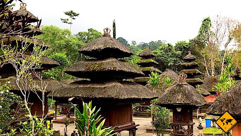Bali Tempel Merus