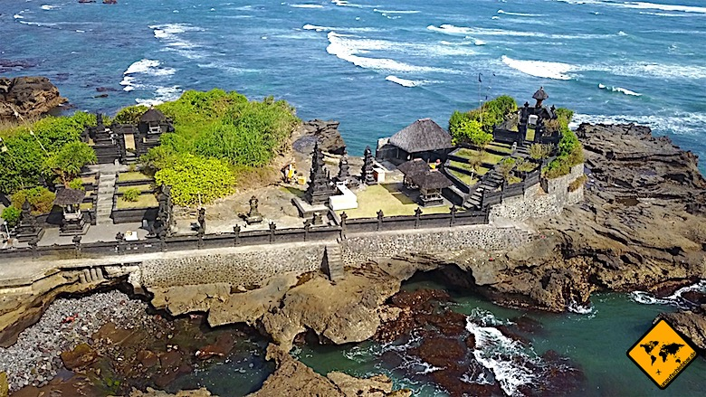 Bali Tempel Pura Gede Luhur Batu Ngaus