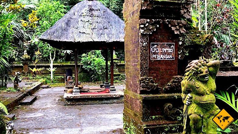 Bali Tempel Pura Luhur Batukaru