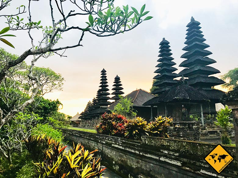 Bali Tempel Pura Taman Ayun