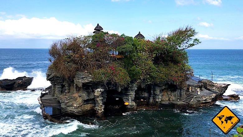 Bali Tempel Pura Tanah Lot