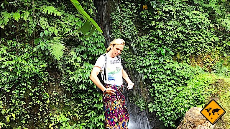 Bali Tempel Sarong