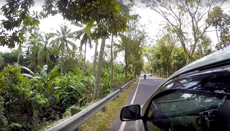 Bali Transport Privat-Fahrer