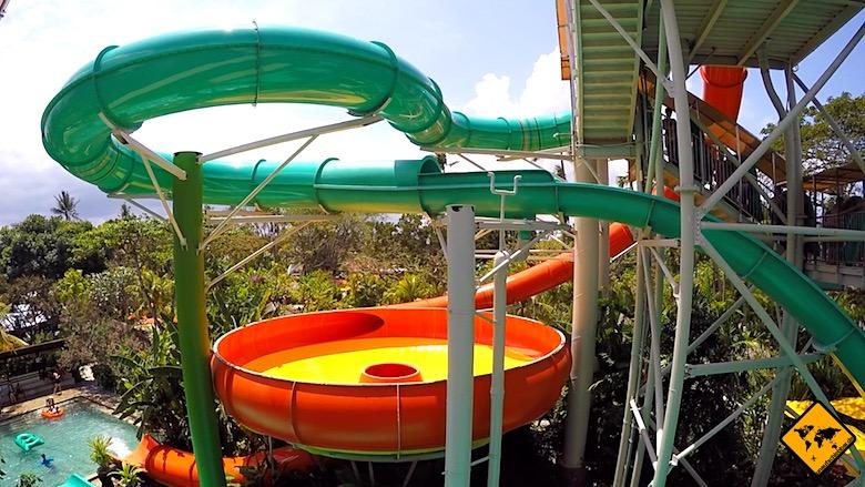 Bali Urlaub Kosten Waterbom Park