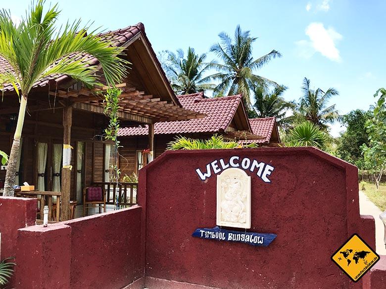 Bali Urlaub Tipps Timbool Bungalow Nusa Penida