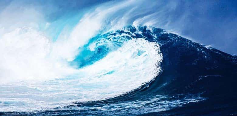 Bali Urlaub gefährlich Tsunami