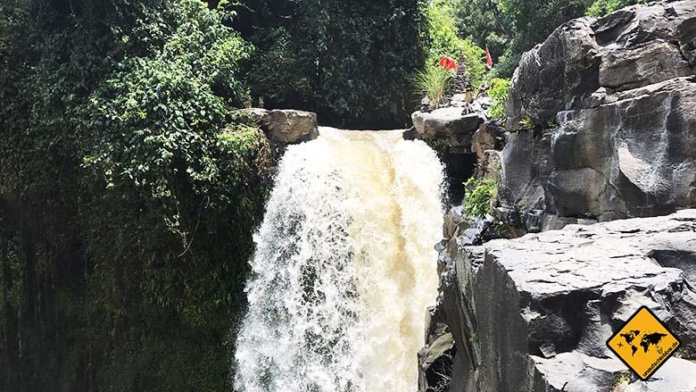 Bali Wasserfälle Blangsinga Waterfall