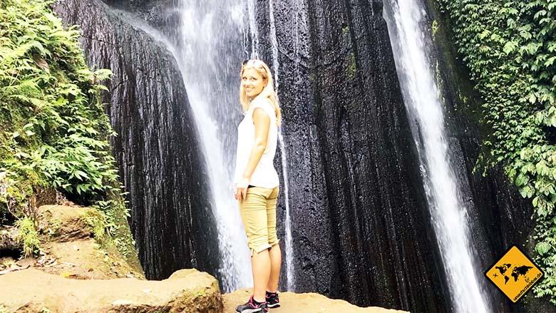 Bali Wasserfälle Kuning Waterfall