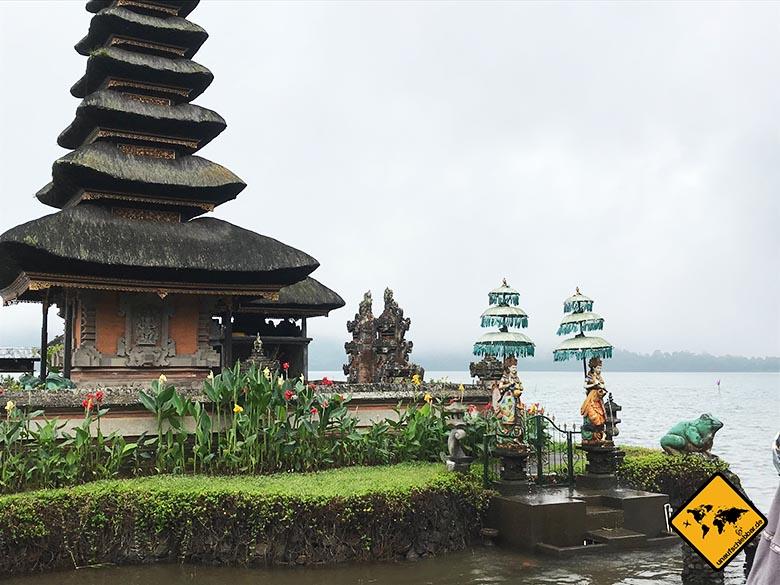 Bali Wassertempel Pura Ulun Danu Bratan