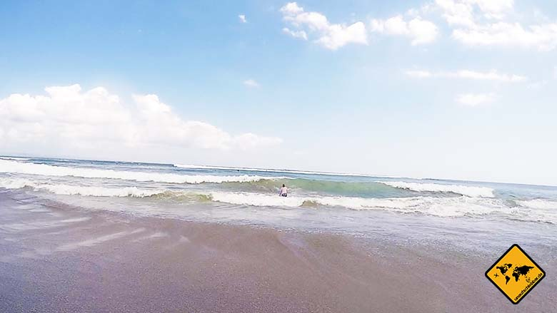 Bali gefährlich Strömung