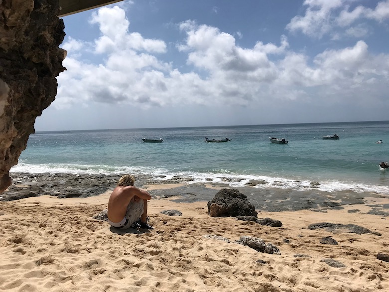 Bali interessante Orte Bingin Beach